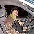 慶賀王小姐 完成Nissan 淡水道路駕駛