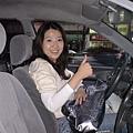 慶賀曾小姐 完成Nissan 新埔道路駕駛