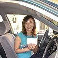 慶賀陳小姐 完成Nissan 新莊道路駕駛