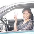 慶賀孫小姐 完成Nissan 西湖道路駕駛
