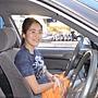 慶賀蘇小姐 完成Nissan 士林道路駕駛