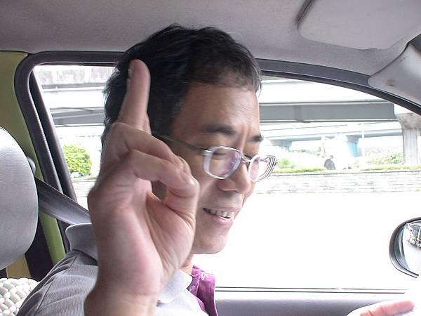 慶賀姚先生 完成Nissan 木柵道路駕駛