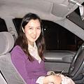 慶賀鮑小姐 完成Nissan 松山道路駕駛