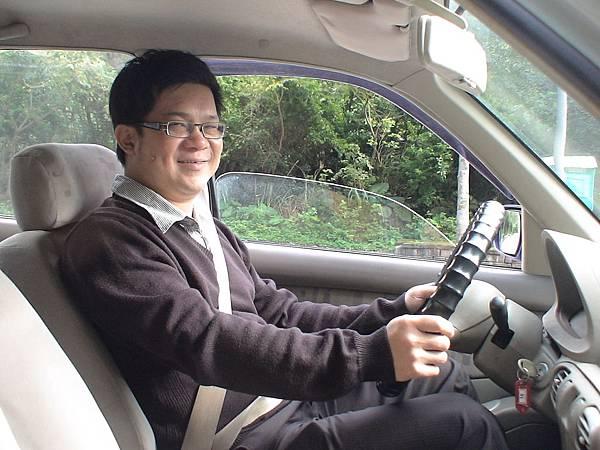 慶賀吳先生 完成Nissan 東湖道路駕駛
