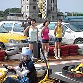閔教練道路駕駛班-第一屆防衛駕駛課程教學花絮-美女教練教學-報名專線0930-040-677 (5)