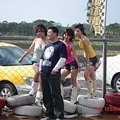 閔教練道路駕駛班-第一屆防衛駕駛課程教學花絮-美女教練教學-報名專線0930-040-677 (34)