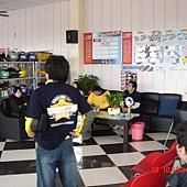 閔教練道路駕駛班-第一屆防衛駕駛課程教學花絮-美女教練教學-報名專線0930-040-677 (80)