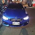 閔教練2015頂級教練車BMW 125i M Sport
