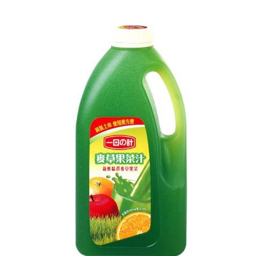《一日之計》小麥草果汁1700ml.jpg