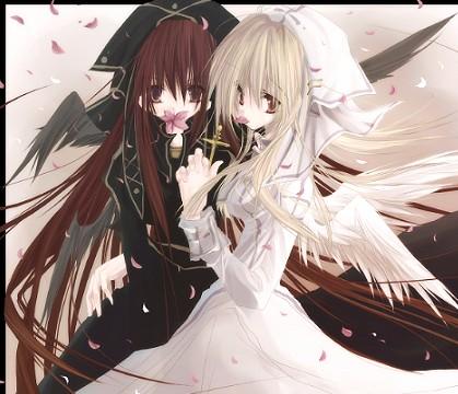 天使與黑天使1