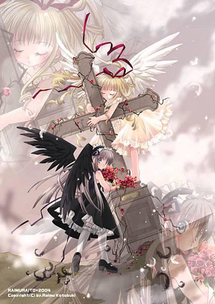 天使與黑天使2