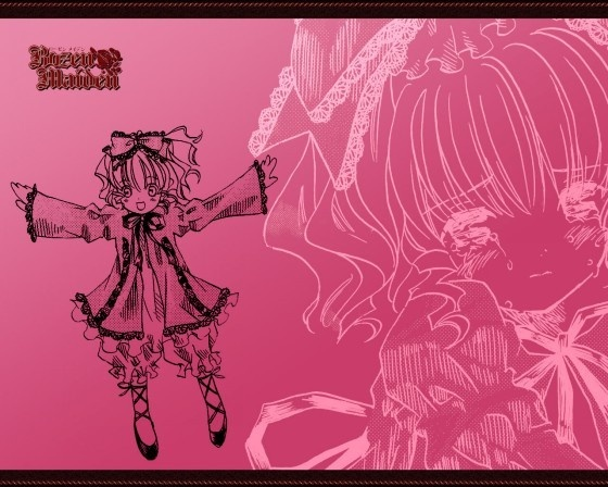 薔薇少女 26