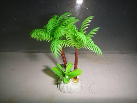 造景椰子樹