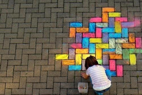 畫出自己彩色的人生