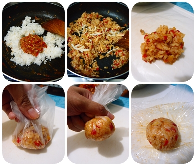 蕃茄肉醬小飯團-1