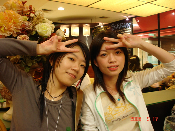 duck&玉萍
