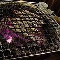 印象深刻的事老闆親自傳授烤秋刀魚XD