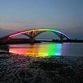 西瀛虹橋,真美