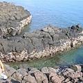 特殊岩石的特殊地形