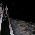 出發夜釣小管摟