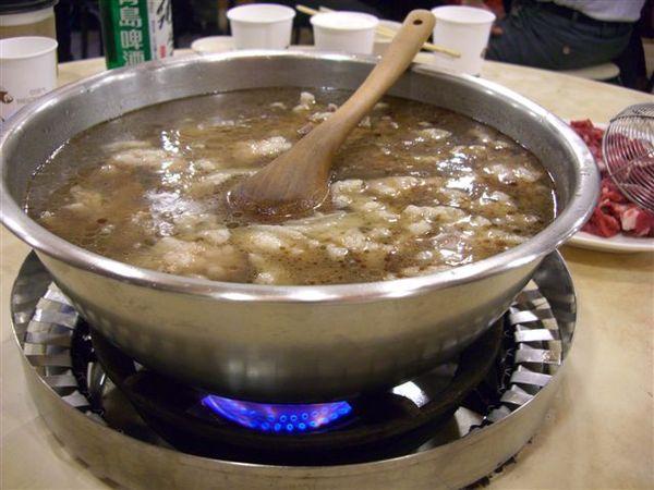 清燉的湯底