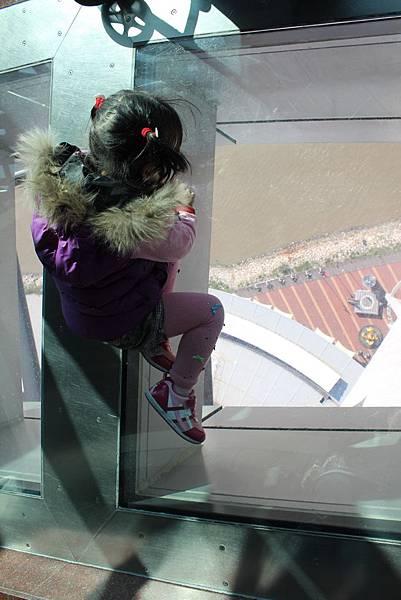 澳門旅遊塔 第58層樓