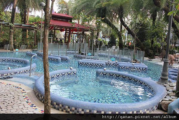 宜蘭中冠礁溪飯店