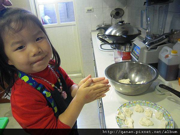 親子廚樂~麵疙瘩
