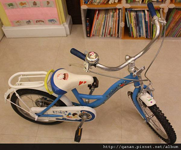 彩繪腳踏車