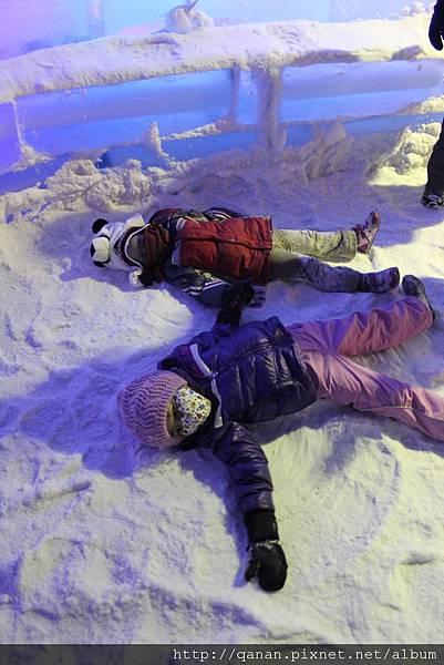 南北極地風光博覽會