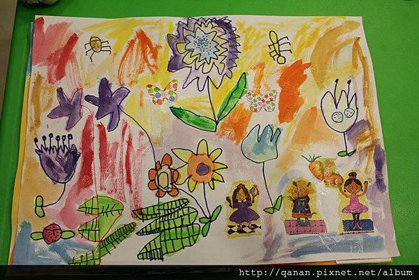 紙上蝶古巴特花園