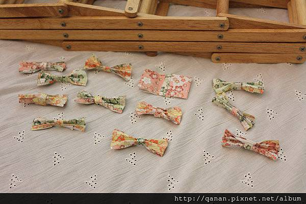 紙做蝴蝶結