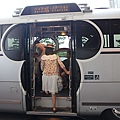 東京迪士尼園區 米奇接駁公車