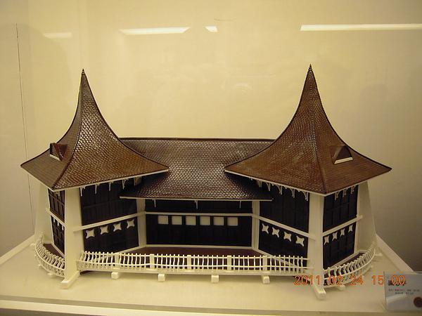 科博館巧克力展