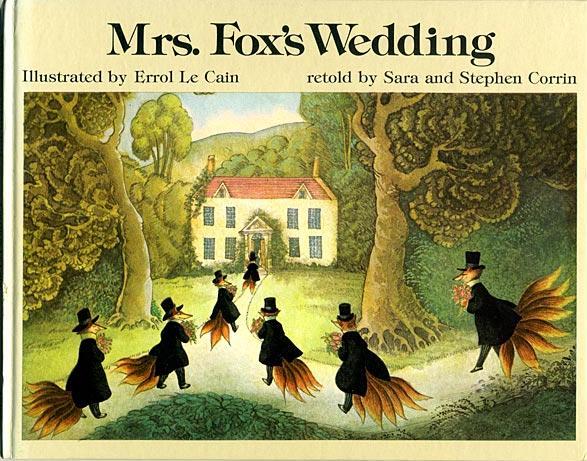 Mrs. Fox's Wedding.JPG