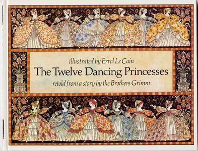 The Twelve Dancing Princesses.JPG