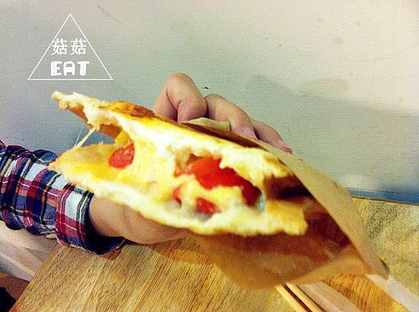 熱壓-經典乳酪起司$50