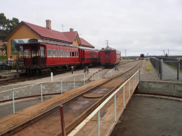 無緣的小火車