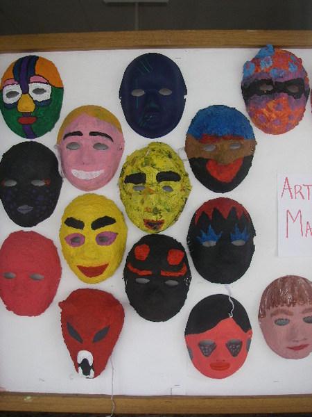 這裡有面具
