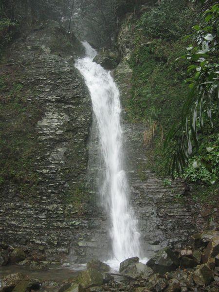 銀絲瀑布2