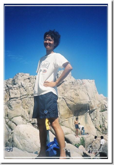 20001022--龍洞初岩