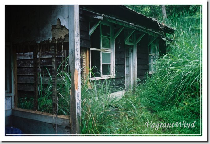 20010623--霞喀羅古道-白石派出所