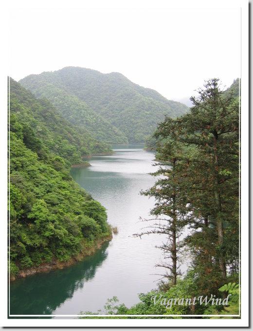 20040424--翡翠水庫-九紀山