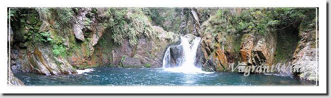 20040417-三光溪-雙龍瀑布