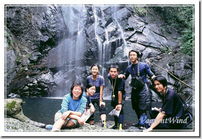 20021207--宇內北溪-赫威瀑布