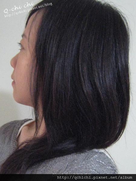 ORIKS-高效修護髮膜帽-使用後