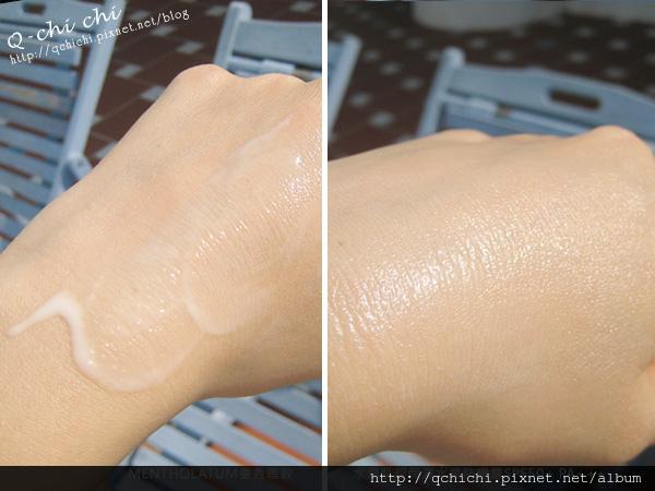 MENTHOLATUM曼秀雷敦-水潤肌超保濕水感防曬露-試用