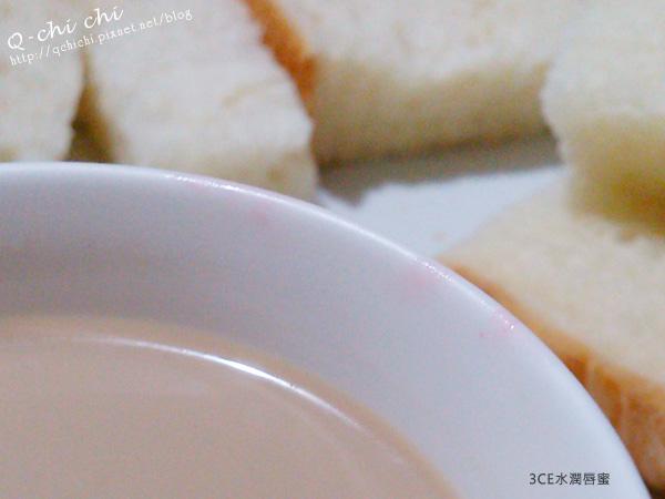 3CE水潤唇蜜-掉色狀況