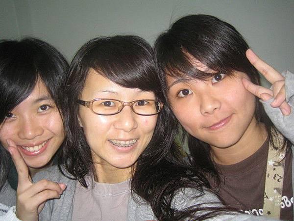 靖婷、我、怡文