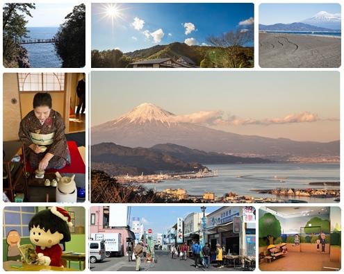日本靜岡旅遊